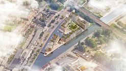 KCAP Wins Competition for Island Plan in Amsterdam