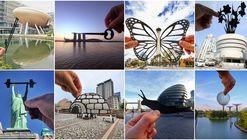 Paperboyo sigue transformando y reimaginado la arquitectura del mundo