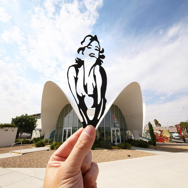 Neon Museum - Las Vegas. Imagen © paperboyo