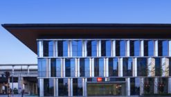 Rippling Box   Huishan Transportation Center / YES Atelier