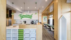 Tymianek Family Cafe / mode:lina architekci