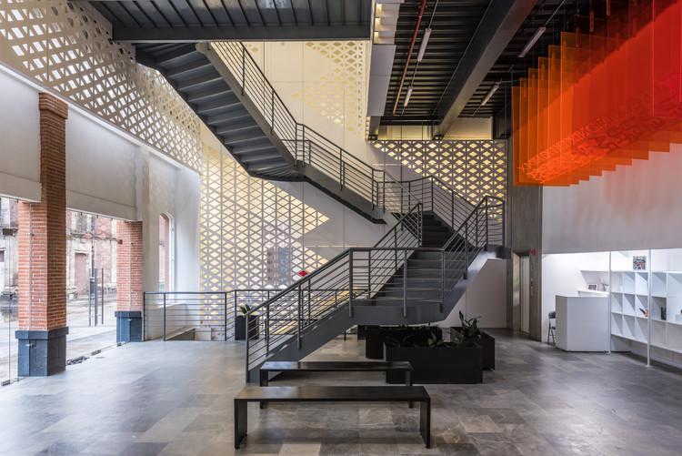 Renovación del Teatro de Las Vizcaínas - FUTURA CDMX  / Bandada! studio + Miquel Adrià, © Jaime Navarro