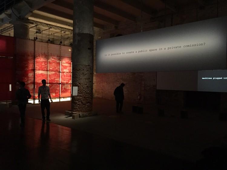 Bienal de Venecia 2016. Image Cortesía de Juan José Kochen