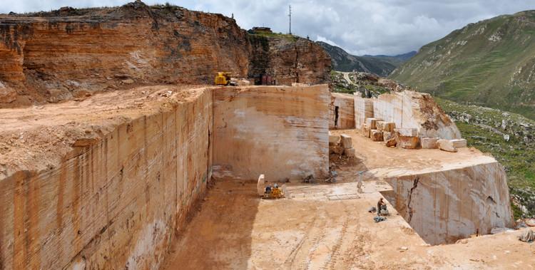 Canteras en Perú. Image Cortesía de Gallos