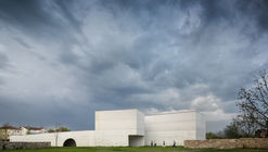 Museu de Arte Contemporânea Nadir Afonso / Álvaro Siza Vieira