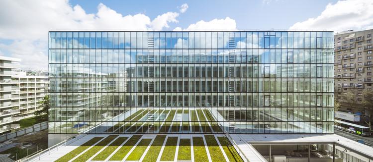 Edificio de Oficinas Avenida Leclerc  / AZC, © Sergio Grazia