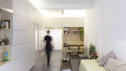 Thea Space / IR arquitectura