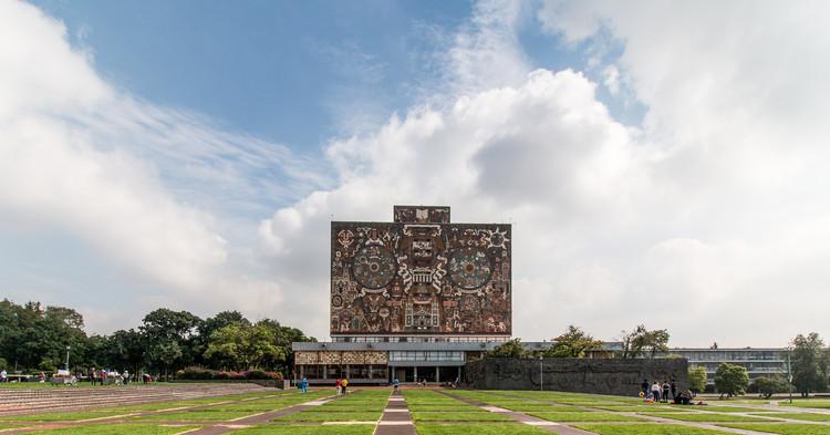 Clásicos de Arquitectura: Biblioteca Central, Ciudad Universitaria / Juan O´Gorman, © Adlai Pulido