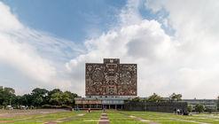 Clásicos de Arquitectura: Biblioteca Central, Ciudad Universitaria / Juan O´Gorman