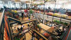 How WeWork Experiments On Itself to Advance the Field of Office Design