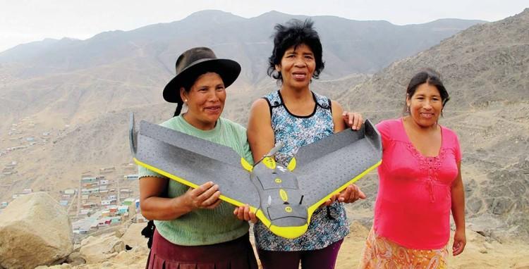 Co-diseño de estrategias y herramientas para una ciudad inclusiva, resiliente y más justa / Auditorio de la Sociedad Geológica del Perú, Cortesía de Clima sin Riesgo