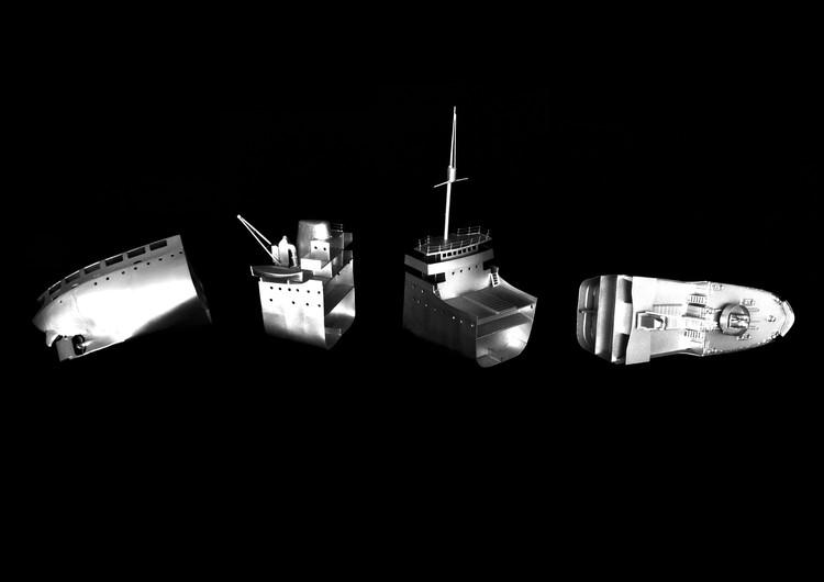 Maqueta. Image Cortesía de Emanuel Astete