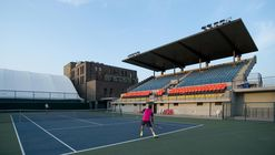 Olympic Tennis Court / Artstudio Project