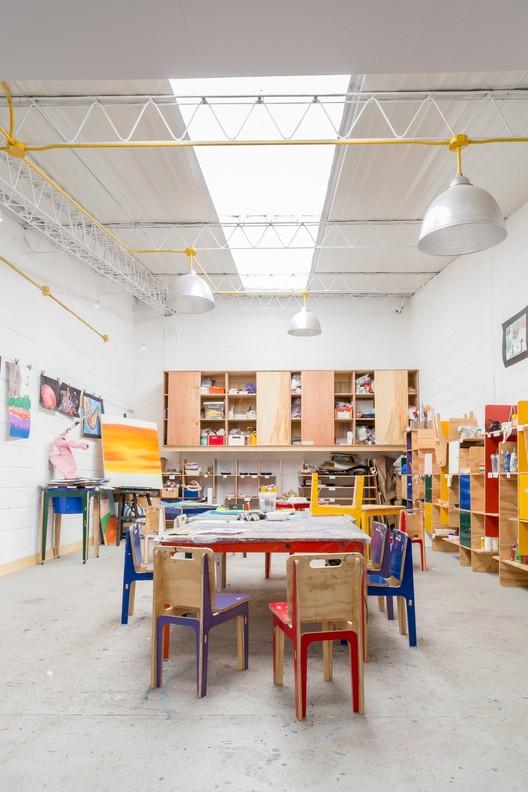 P7 Kids / RAMA estudio, © Felipe Donos + Carolina Rodas + Carlos Cuenca
