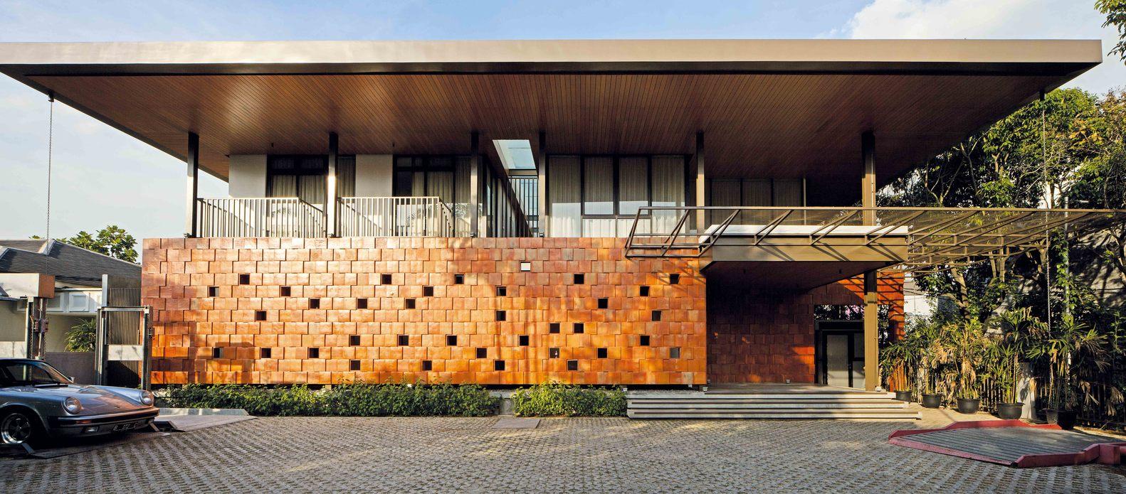 House P / Yonder – Architektur Und Design - Mountford Architects ...
