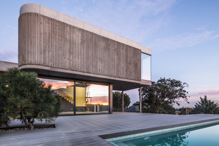 Rock's House  / U3 architecture, © Gustavo Bulnes