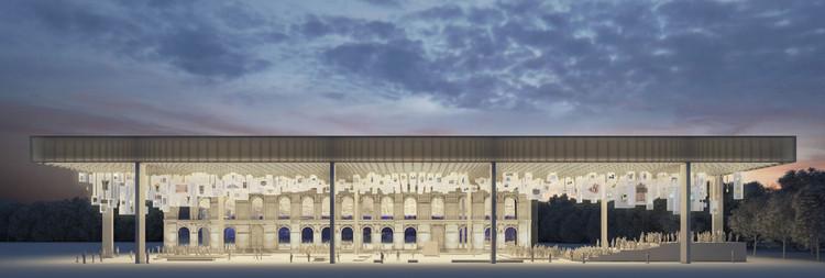 HMGB Architects / Heike Matcha y Günter Barczik. Image Cortesía de Museo de Arte de Lima (MALI)