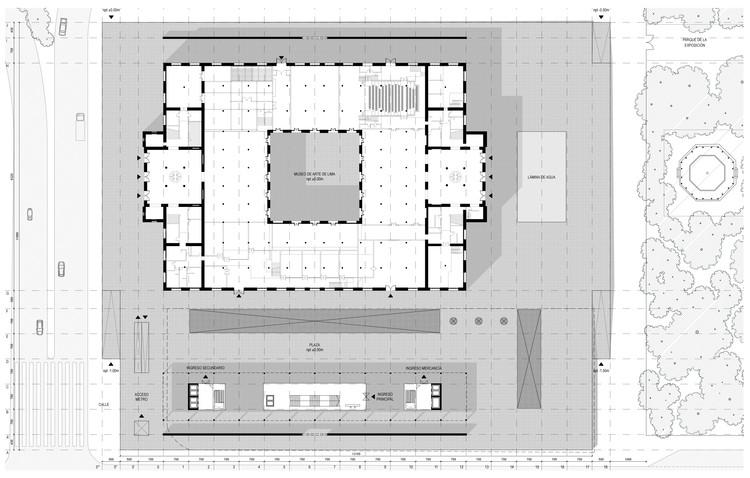 CASUARIUS / Estudio Campo Baeza + La Fábrica + Ghezzi Novak . Image Cortesía de Museo de Arte de Lima (MALI)