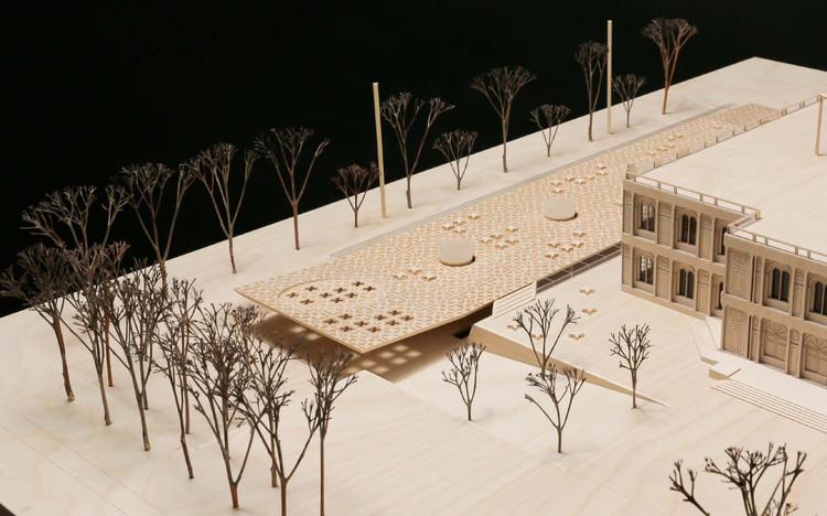 MALIPOSA / Hünerwadel Partnership Basel + Hünerwadel Arquitectos Lima. Image Cortesía de Museo de Arte de Lima (MALI)