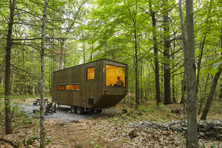 "A Tiny Luxury: What are ""Tiny Houses"" Really Saying About Architecture?, © Roderick Aichinger"