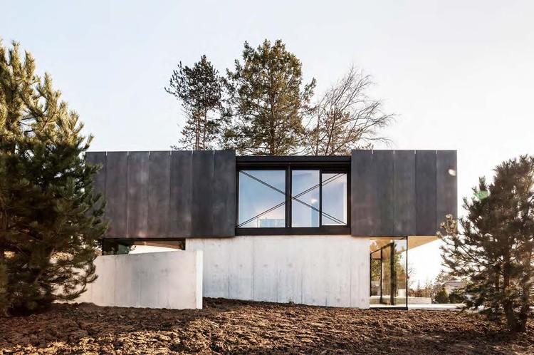 House in Riehen / Reuter Raeber Architects, © Eik Frenzel