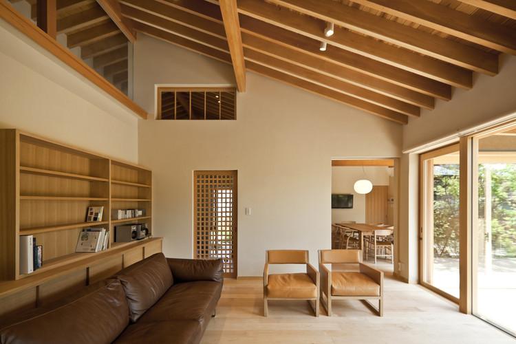 Casa de Nagahama  / Takashi Okuno Architectural Design Office, © Isao Aihara
