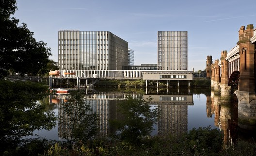 City of Glasgow College, Riverside Campus / Michael Laird Architects + Reiach and Hall Architects. Imagen © Keith Hunter