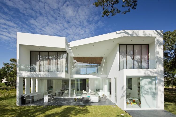 Casa Claroscuro / RoblesArq, © Andrés García Lachner