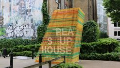 Pea Soup House / Feilden Clegg Bradley Studios
