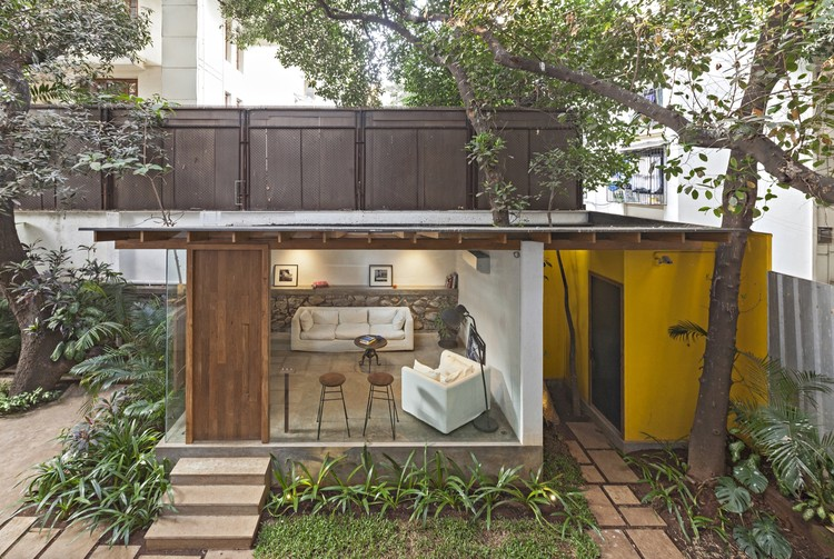 Pabellón Residencial / Abraham John Architects, © Alan Abraham