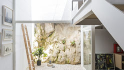 House for a Painter  / DTR_studio architects
