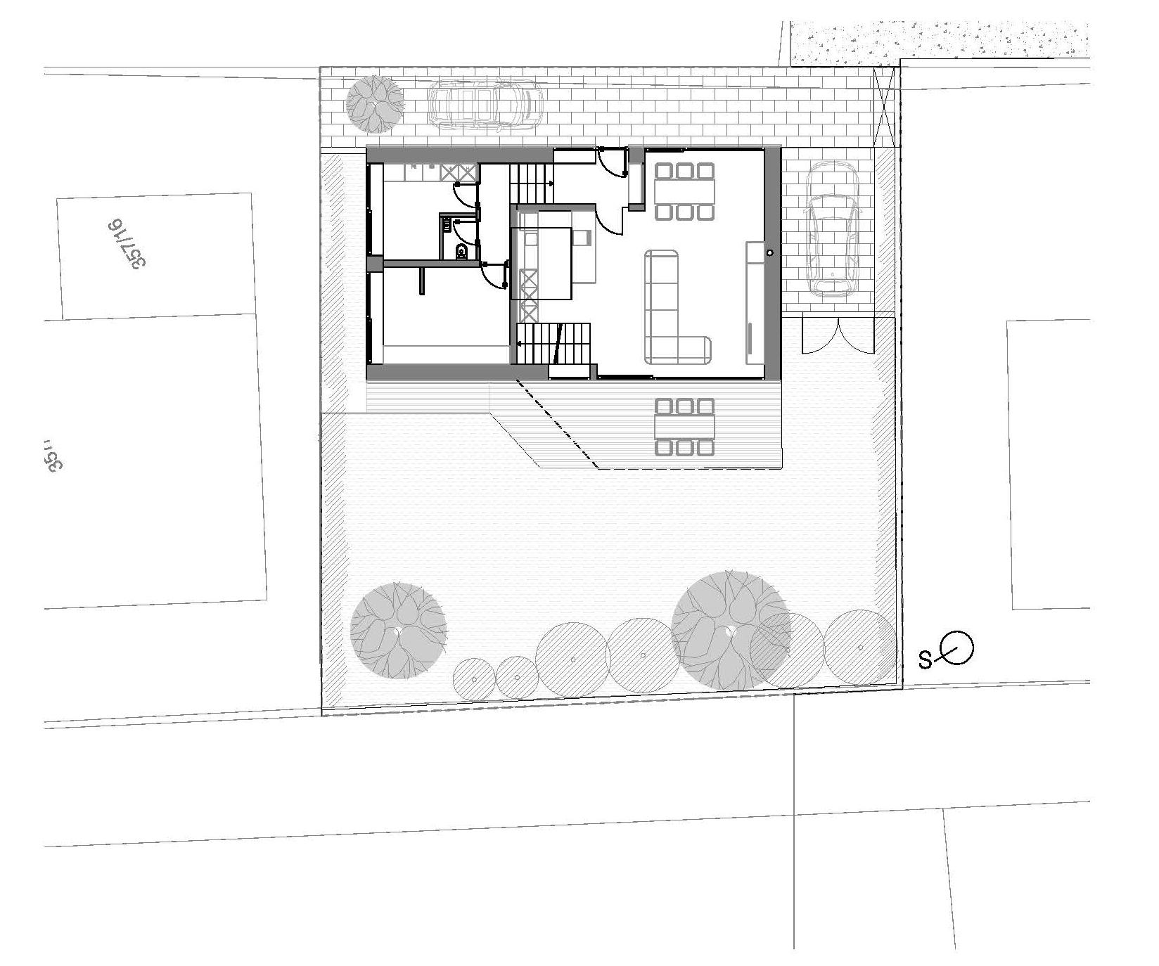 Finest Gallery Of Mezzanine House Elastik Hikikomori With Mezzanine Floor Plan  House.