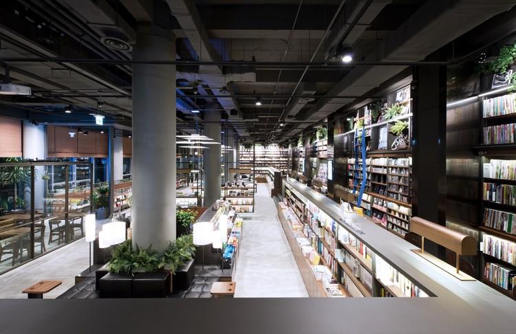Centro de Libros Kyobo  / WGNB, © Taeho Jung