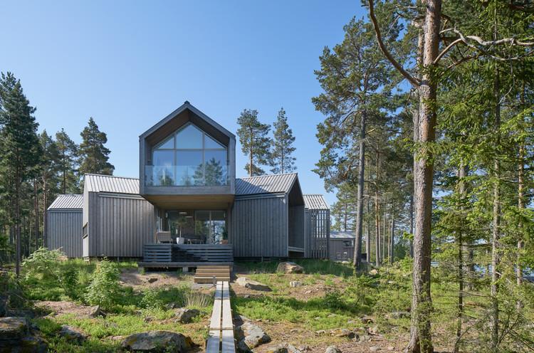 Villa Sunnano  / Murman Arkitekter, © Åke E:son Lindman