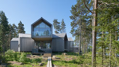 Villa Sunnano  / Murman Arkitekter