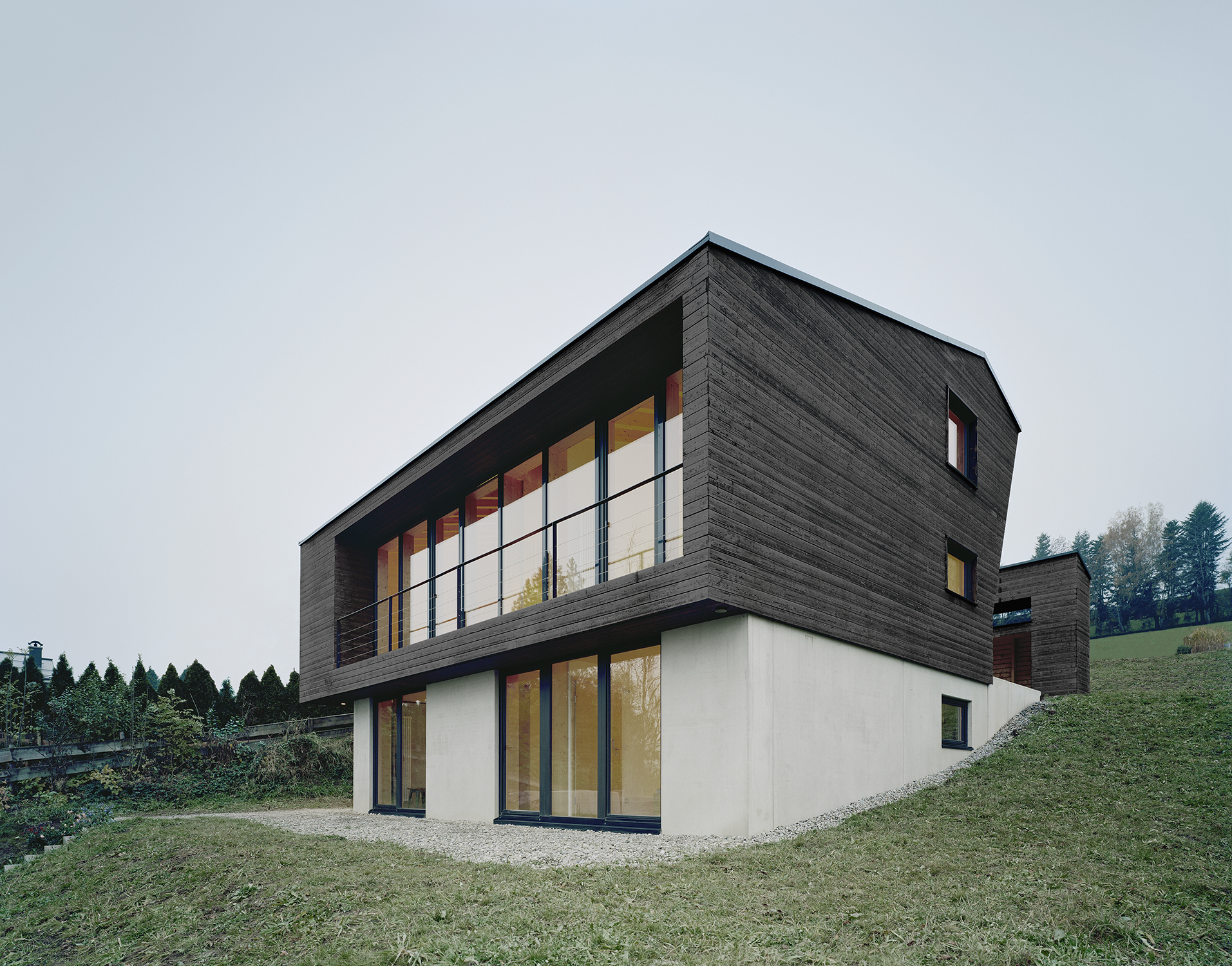 gallery of house p yonder architektur und design 4. Black Bedroom Furniture Sets. Home Design Ideas