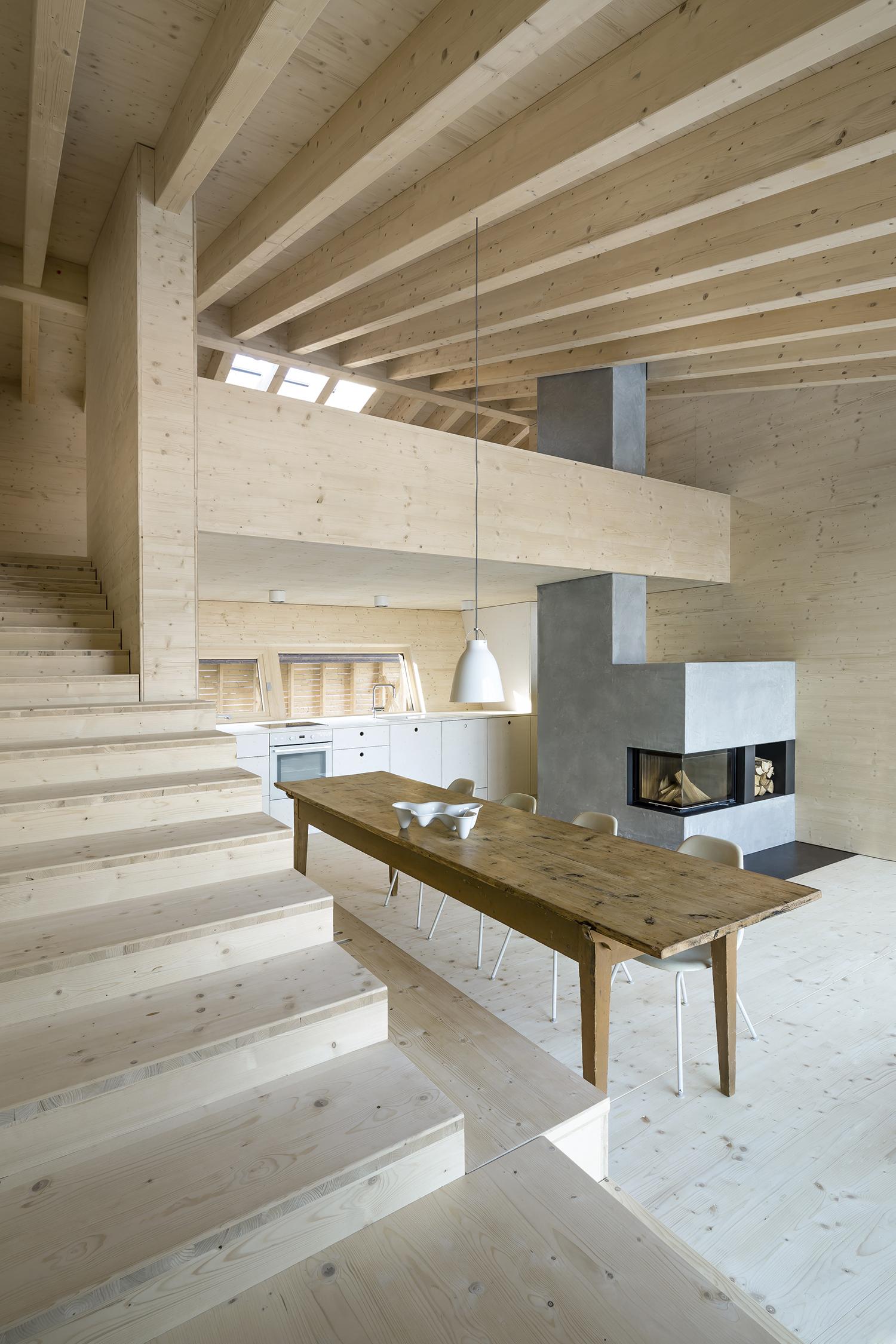 gallery of house p yonder architektur und design 3. Black Bedroom Furniture Sets. Home Design Ideas