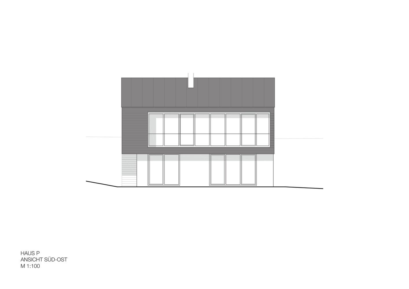 Gallery of house p yonder architektur und design 1 for Architektur und design zeitschrift