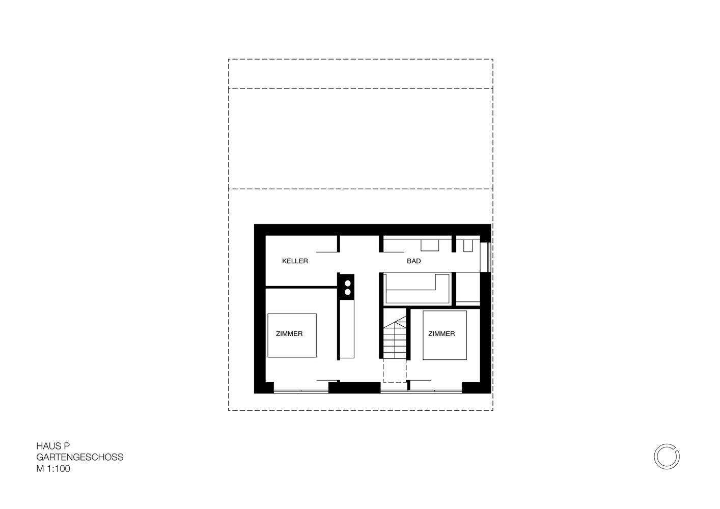 Gallery of house p yonder architektur und design 1 for Architektur und design