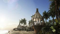 Arqmov Workshop diseña centro ecoturístico en la Riviera Maya, México