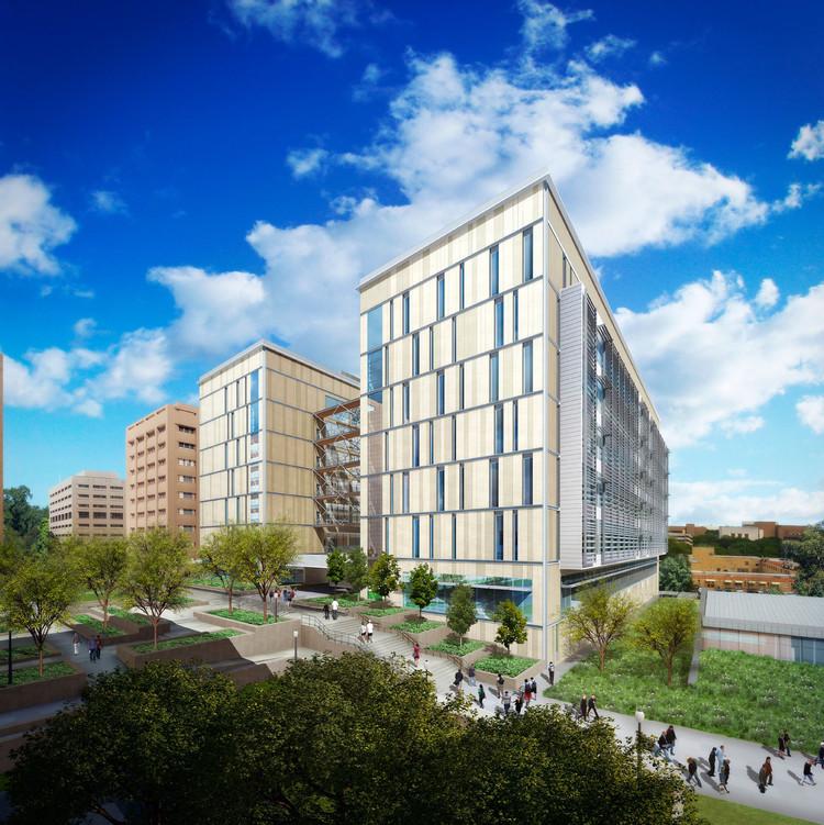 Home Design Center Missouri City Tx: Ennead Architects Reveals Designs For Engineering Center
