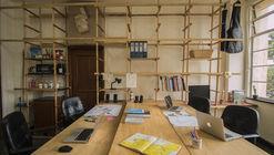 Estructura Inconclusa / Ruta4 Arquitectura