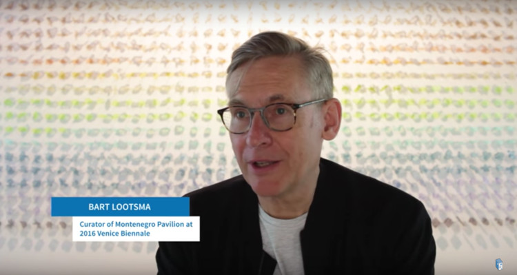 AD Interviews: Bart Lootsma / Curator of Montenegro Pavilion
