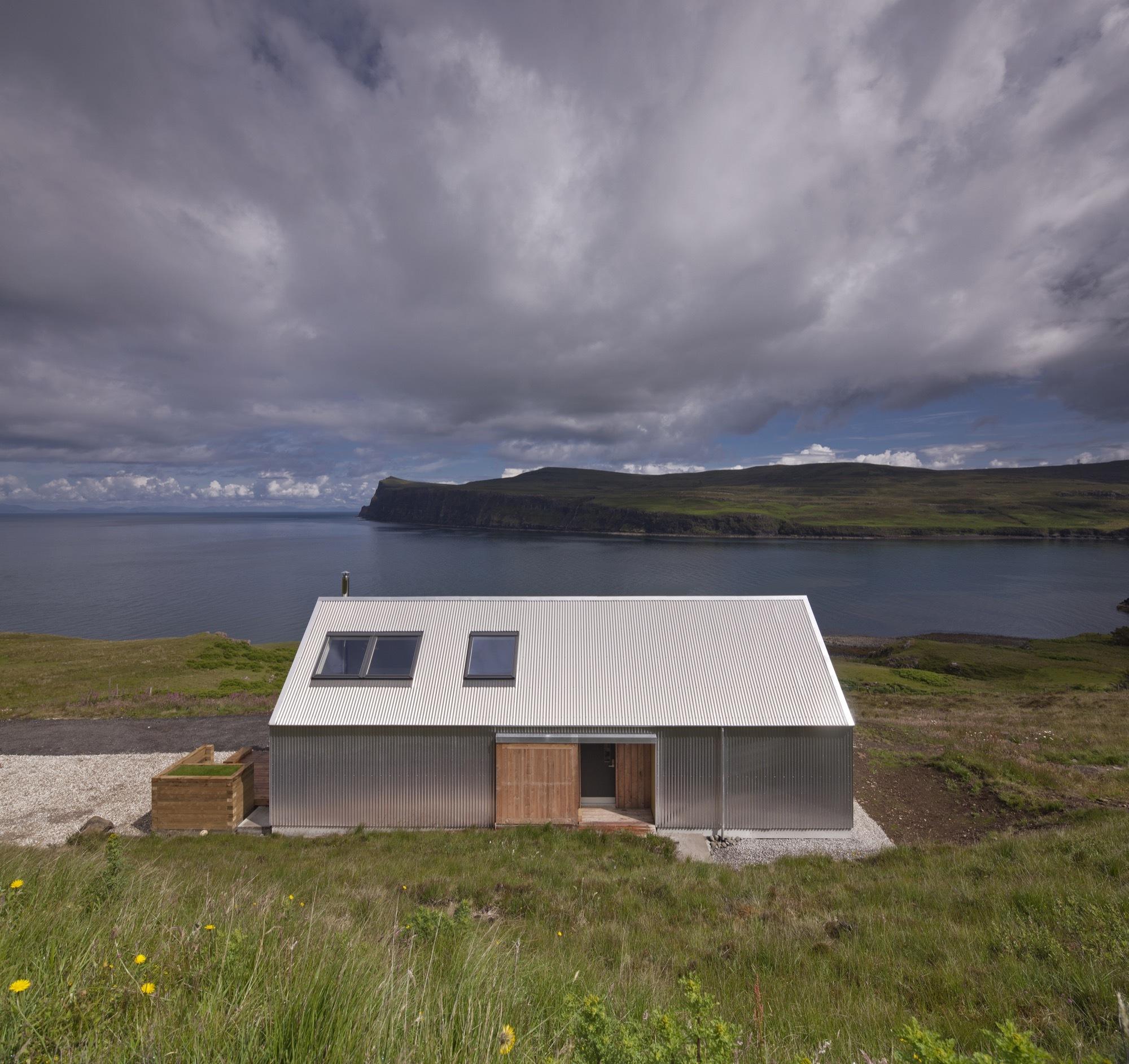 Tinhouse Rural Design Archdaily