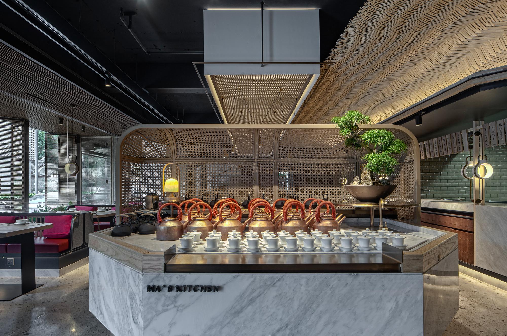 Gallery Of Ma 39 S Kitchen Chengdu Hummingbird Design Consultant Co Ltd 2