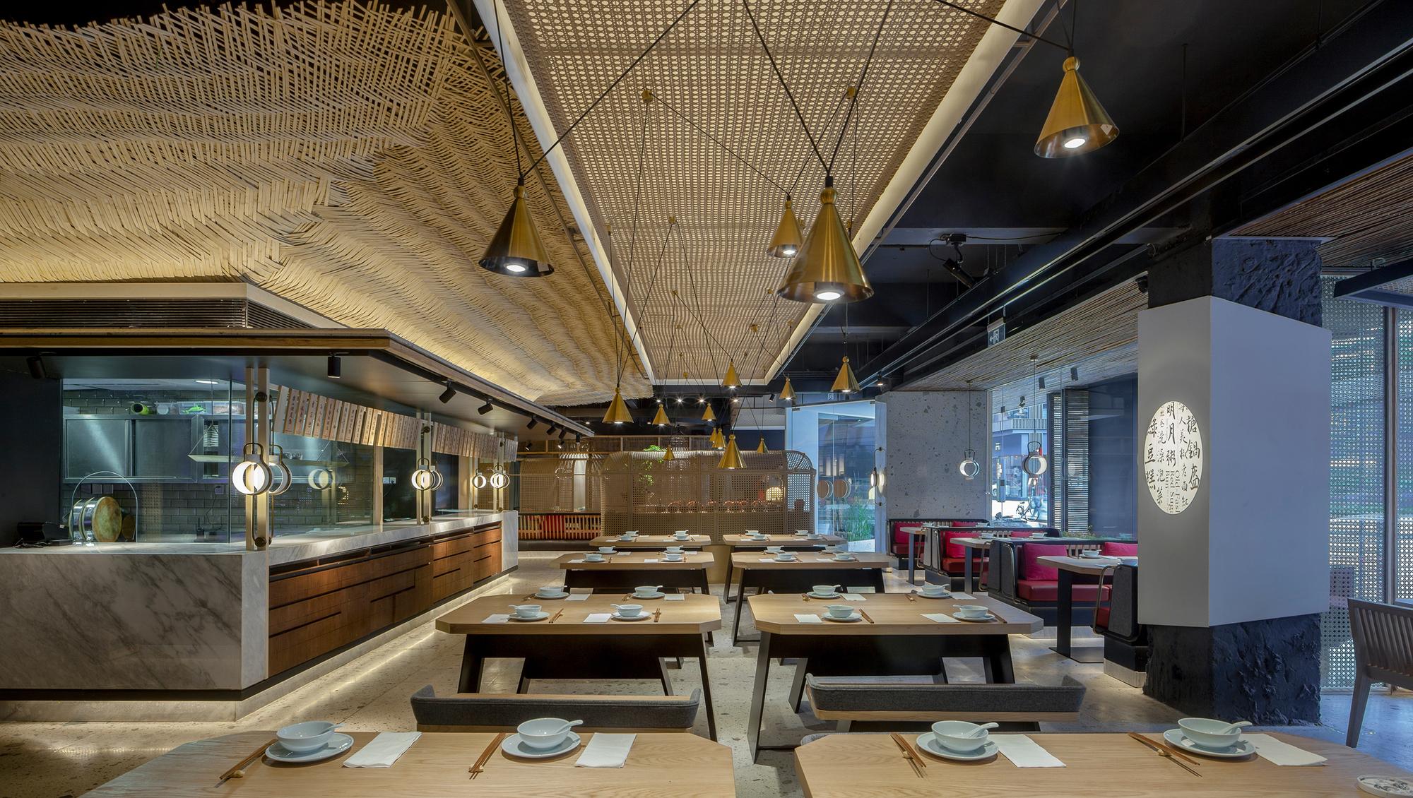 Gallery Of Ma 39 S Kitchen Chengdu Hummingbird Design Consultant Co Ltd 1