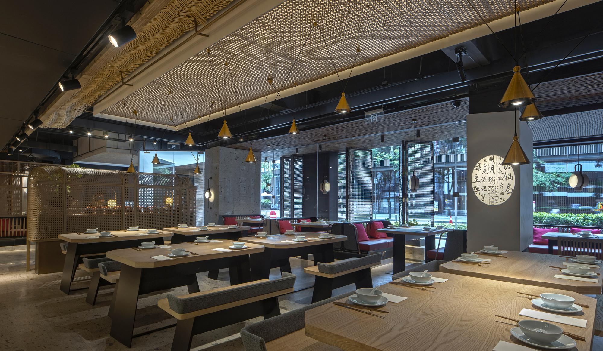 Gallery Of Ma 39 S Kitchen Chengdu Hummingbird Design Consultant Co Ltd 12