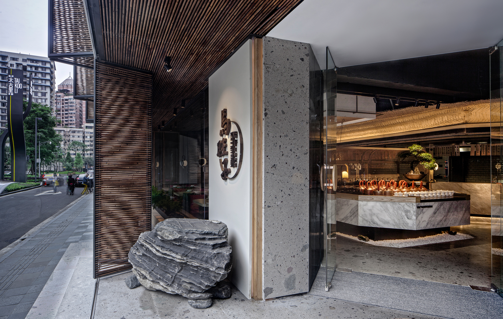 Gallery Of Ma 39 S Kitchen Chengdu Hummingbird Design Consultant Co Ltd 3