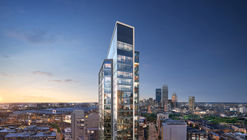 Arquitectonica Designs New Luxury Residential Tower for Boston