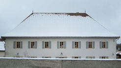 Rehabilitation and Extension of the Thorens-Glières Presbytery  / Gbau